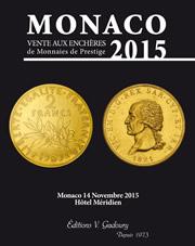 Monaco 2015 auction